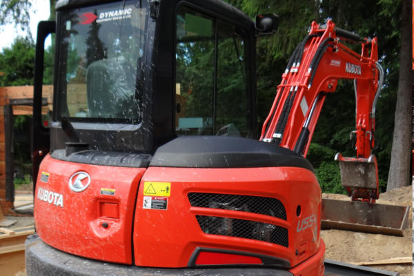 Construction equipment rentals in Vancouver British Columbia, Burnaby, Coquitlam, West Vancouver, North Vancouver BC