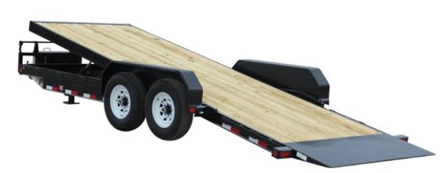 Where to find TRAILER TILT DECK 18    10,700 LBS CAP. in Vancouver