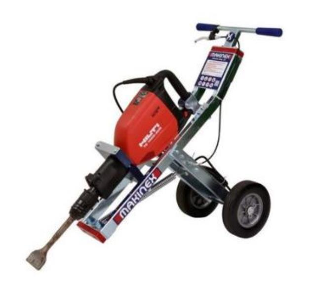 Where to find FLOOR TILE HAMMER MAKINEX TE1000 in Vancouver