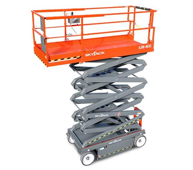 Where to find SCISSOR LIFT ELECT 32   38 WH in Vancouver