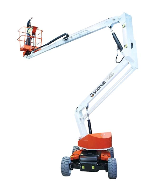 Where to find BOOM LIFT 38   44 WH  ELECT. ARTICULATED in Vancouver