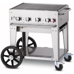 Rental store for BBQ PROPANE 36  STAINLESS ON CART in Vancouver BC