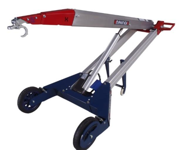 Where to find POWER HOIST HAND TRUCK MAKINEX in Vancouver