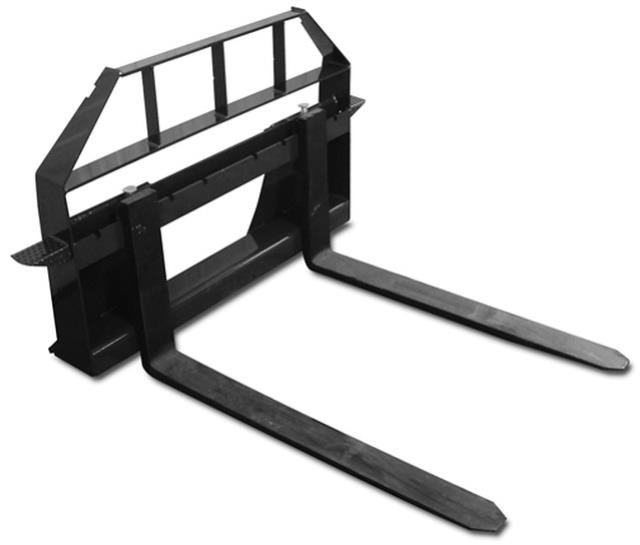 Where to find PALLET FORKS   ASV in Vancouver