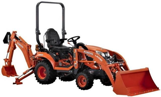 Where to find LOADER BACKHOE MINI in Vancouver