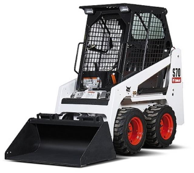 Where to find SKIDSTEER 700LBS LIFT CAPACITY S70 in Vancouver
