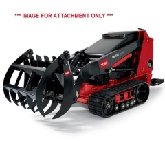 Rental store for DINGO GRAPPLE RAKE ATTACHMENT in Vancouver BC