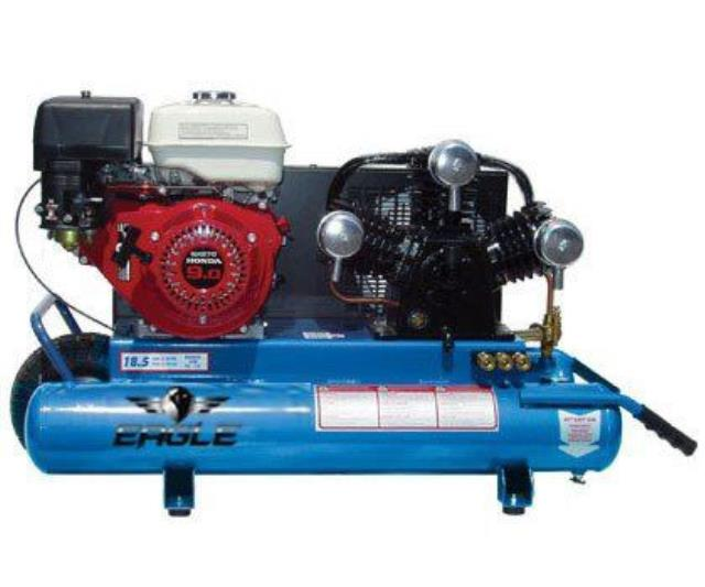 Where to find COMPRESSOR 18 CFM GAS in Vancouver