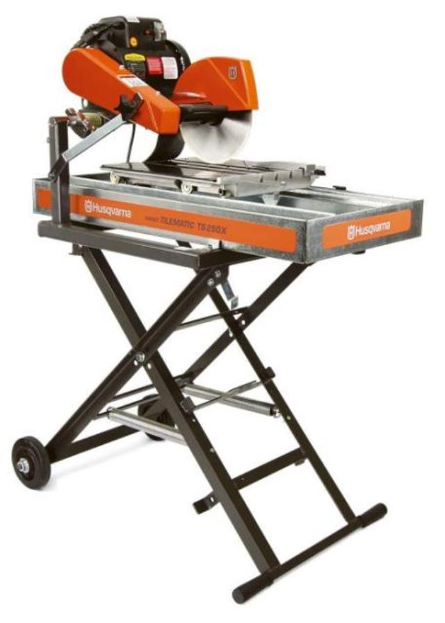 Where to find TILE SAW, 10  W STAND TS250X3 in Vancouver