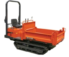 Rental store for DUMPER, KUBOTA KC120 2600LB CAP. in Vancouver BC