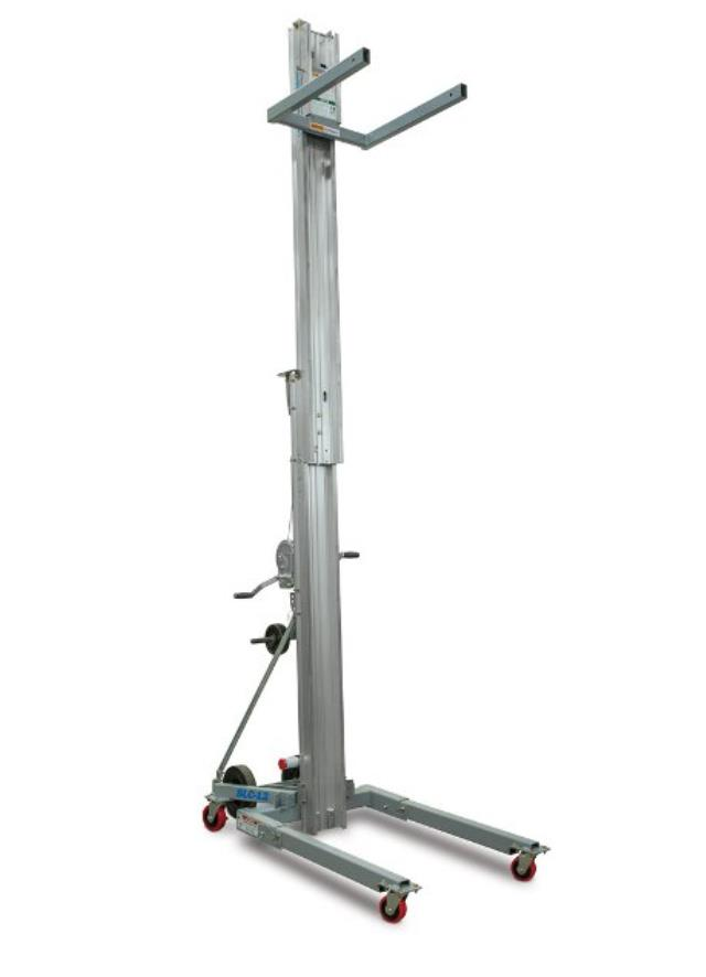 Where to find HOIST MANUAL 18  LIFT 500LB SLC18 in Vancouver