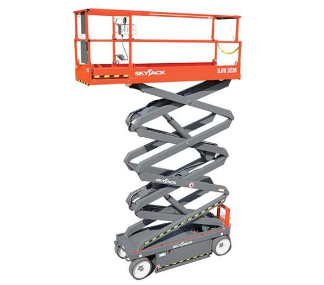 Where to find SCISSOR LIFT ELECT 26   32 WH in Vancouver