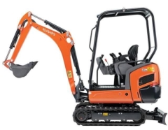 Rental store for EXCAVATOR 3,600 LBS MINI in Vancouver BC