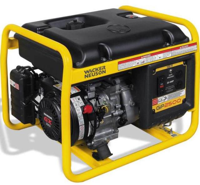 Where to find GENERATOR 2.5KW CONTRACTOR in Vancouver