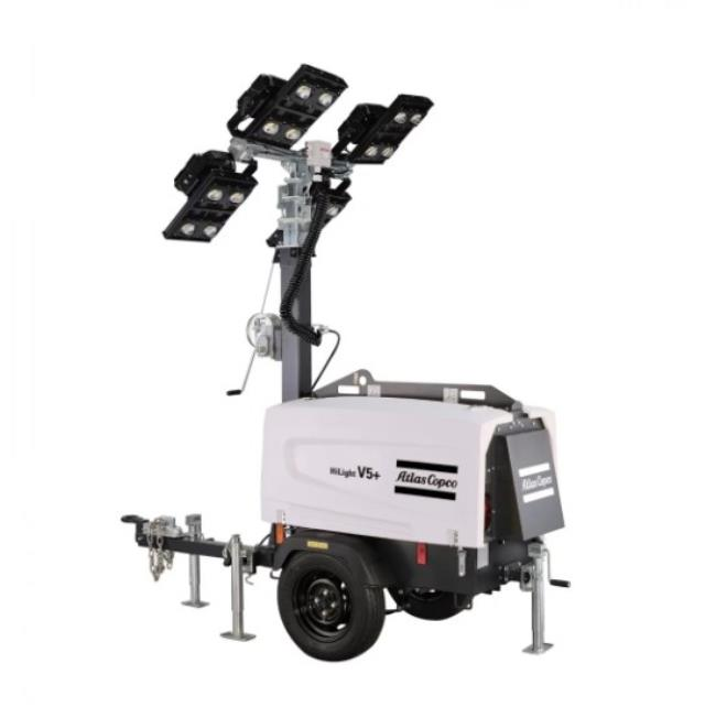 Where to find LIGHT TOWER 4 X LED   DIESEL 2KW in Vancouver
