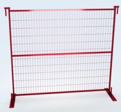 Rental store for TEMPORARY FENCE PANEL 6 H X 10 L in Vancouver BC